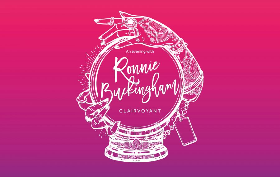 An evening with Ronnie Buckingham Clairvoyant