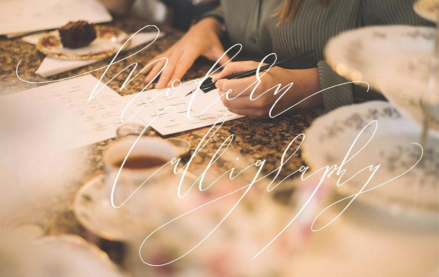 New Event: Modern Calligraphy Workshop